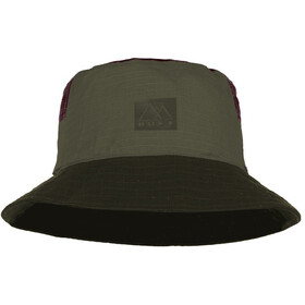 Buff Sun Bucket Hat, hak khaki